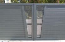 Portão alumínio 2