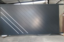 Portão alumínio 8