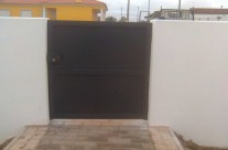 Modern small gate II