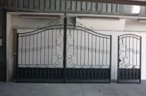 Worked gates