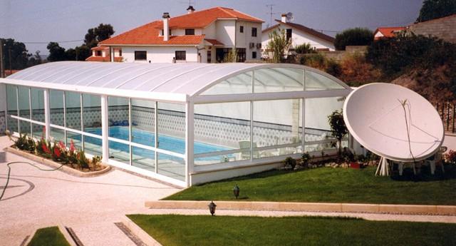 Coberturas de piscina